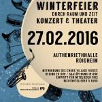 Winterfeier 2016